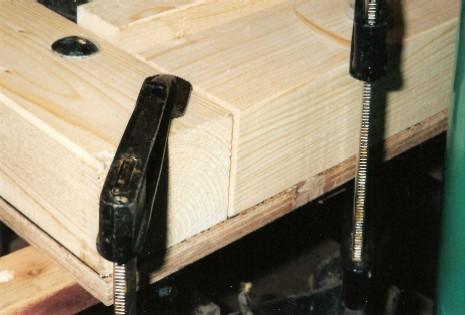 dieneue wohnkabine wird aus holzaufgebaut. Black Bedroom Furniture Sets. Home Design Ideas